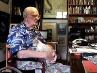 『2001年宇宙の旅』の脚本家、アーサー・C・クラーク死去